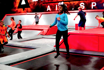 Adventure Air Sports Kennesaw Indoor Trampoline Park And